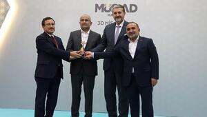 """MÜSİAD'ın """"Yılın İnovasyonu"""" ödülünü aldı"""