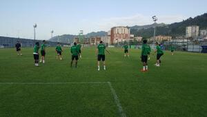 Çaykur Rizespor, Galatasaray maçı hazırlıklarına başladı