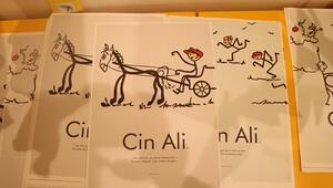 Braille 'Cin Ali' geliyor