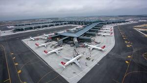 İstanbul Havalimanı, 4 ayda 5 milyon yolcuya yaklaştı