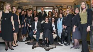 Londra'da Türk resim ve heykel sanatı sergisine görkemli açılış