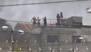 Guatemalada cezaevinde ayaklanma