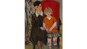 Arkas Sanat Merkezinde Annemle Sanatın İçinde