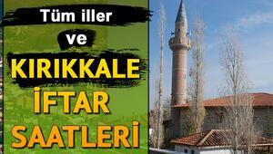 Günlük ve haftalık Kırıkkale iftar saatleri Kırıkkale'de iftar saati kaçta olacak