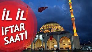 Ankarada bugün (8 Mayıs) iftar saat kaçta açılacak İşte il il iftar saatleri