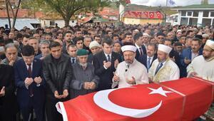 Yeni Zelanda saldırısında ölen gurbetçi, Ankarada toprağa verildi