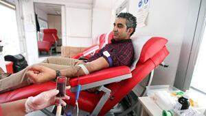 Kan bağışı orucu bozmaz