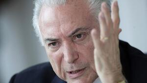 Brezilya Eski Devlet Başkanı Michel Temere yeniden hapis