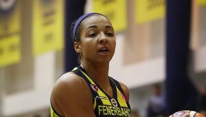 A Milli Kadın Basketbol Takımı aday kadrosu açıklandı Kiah Stokes...