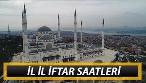 Eskişehirde iftar saat kaçta yapılacak İl il iftar saatleri (2019 imsakiye)