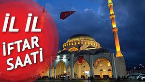 Bugün İstanbul Ankara ve İzmirde iftar saat kaçta yapılacak 9 Mayıs tüm illerin iftar vakitleri