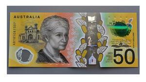 7 ay önce basılanlarda var... 50 dolarlık banknotlarda inanılmaz hata