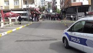Maltepede iki grup arasında silahlı kavga;  yoldan geçen kadın yaralandı
