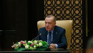 Son dakika: Cumhurbaşkanı Erdoğan: Vize serbestisi sürecinde 72 kriterden 66sını tamamladık