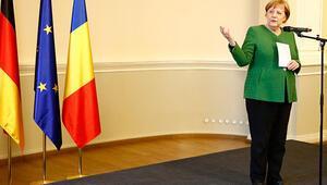 Merkelden İran mesajı: Diplomatik çözümden yanayız