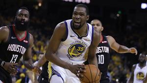 Golden State Warriorsta Kevin Durant şoku