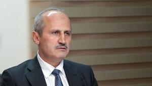 Bakan Turhan KGMnin iftarına katıldı