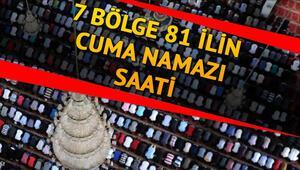 2019 Ramazan ayının ilk cuma namazı saat kaçta kılınacak Diyanet 10 Mayıs Cuma namazı saatlerini paylaştı