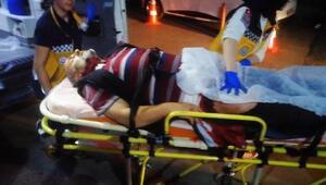 Yan baktın kavgasında tabancayla vurulan 2 kardeş yaralandı