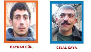 Son dakika: PKKya ağır darbe vurulmuştu... Kim oldukları belli oldu