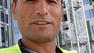 Manisada otoyol gişesi inşaatında iş kazası: 1 ölü