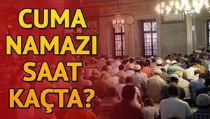 İstanbulda cuma namazı saat kaçta kılınacak Diyanet il il cuma namazı saatleri