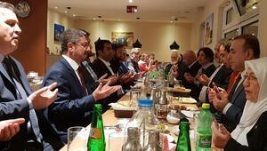 Almanya'daki Türk toplumu  iftar sofralarında buluşuyor