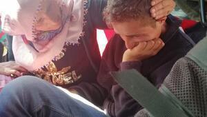 17 yaşındaki Yusuf, 17 saat sonra bulundu