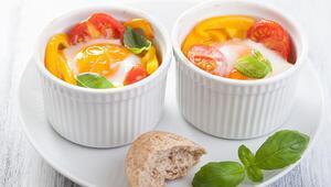 9 Ekim Dünya Yumurta Gününe özel birbirinden nefis yumurta tarifleri
