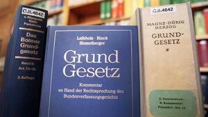 Almanya, anayasasının 70'inci yılını kutluyor