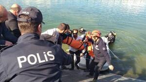 Erzurumda serinlemek için gölete giren 2 çocuk boğuldu