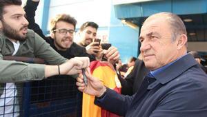 Galatasaray Rizeye geldi