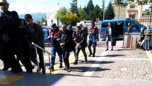 Kütahyada kaçak kazıya 2 tutuklama