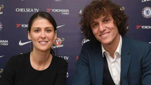 David Luiz imzayı attı