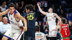 Anadolu Efes ile Banvit finalde Basketbol Gençler Ligi...