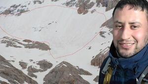 Çığ altında kalan dağcı için 160 gündür arama yapılamıyor