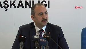 Son dakika: Adalet Bakanı Gül'den sert sözler: YSK üyelerini hedef göstererek itibar cellatlığı yapamazsınız