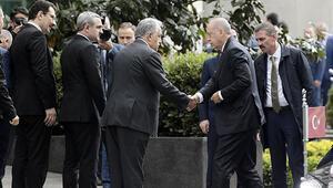 AK Parti İstanbul İl Başkanlığında 2.5 saatlik toplantı