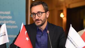 Prof. Dr. Fahrettin Altun: Türkiye küresel bir güç olma arayışı içerisinde