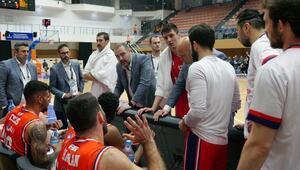 Bahçeşehir Koleji rahat kazandı, 48 sayı fark