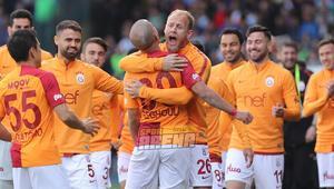 Çaykur Rizespor - Galatasaray: 2-3
