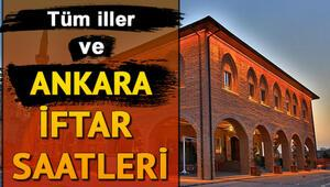 Ankarada bugün iftar saat kaçta Tüm iller ve Ankara iftar saatleri