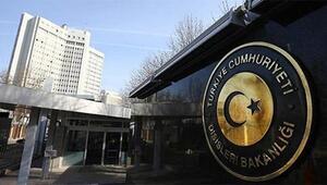 Dışişleri Bakanlığından KKTC açıklaması: Türkiye haklarını korumaya devam edecektir