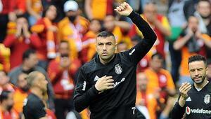 Burak Yılmazdan tepki Galatasaray...