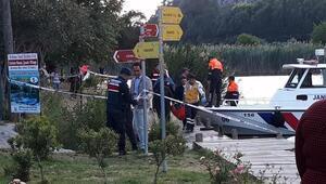 Dalyan Kanalındaki günübirlik gezi faciayla bitti