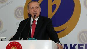 Cumhurbaşkanı Erdoğandan sert tepki: Topraklarında darbeci katilleri ağırlayanlar, bize hukuk dersi veremez