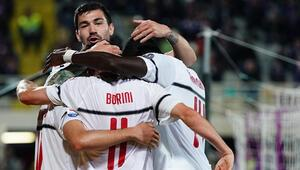 Hakan attı, Milan kazandı