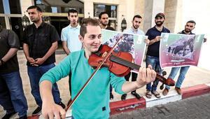 İsrail ile Filistin'in Eurovision kavgası