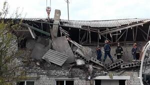 Rusyada doğalgaz patlaması: 3 ölü