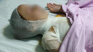 Kahreden kaza 8 yaşındaki Elif…